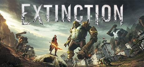 Extinction [PT-BR] Capa