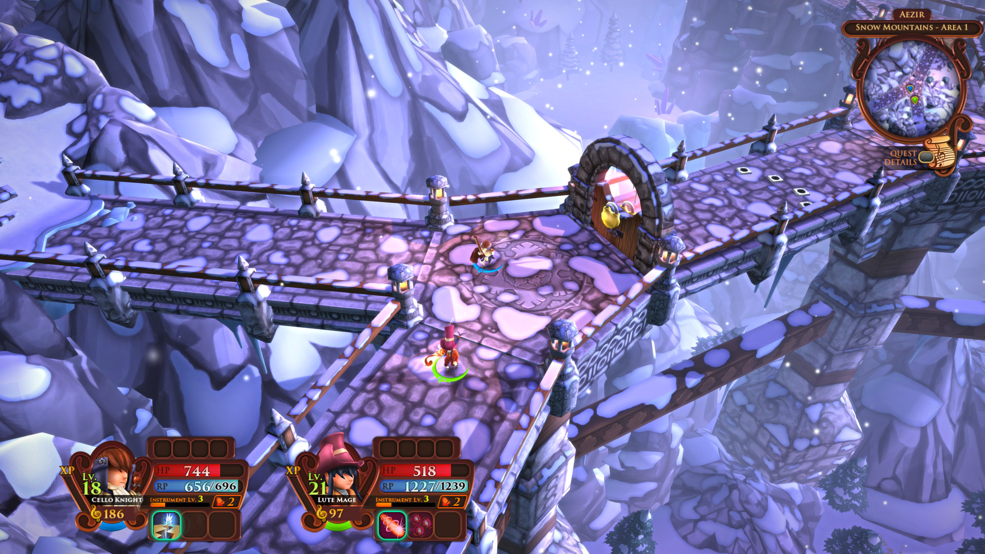 AereA Screenshot 2