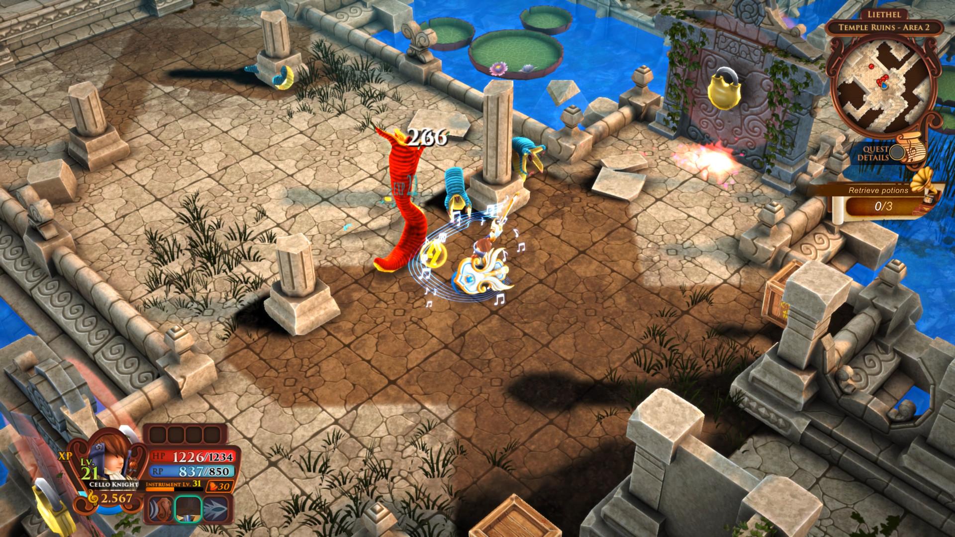 AereA Screenshot 1