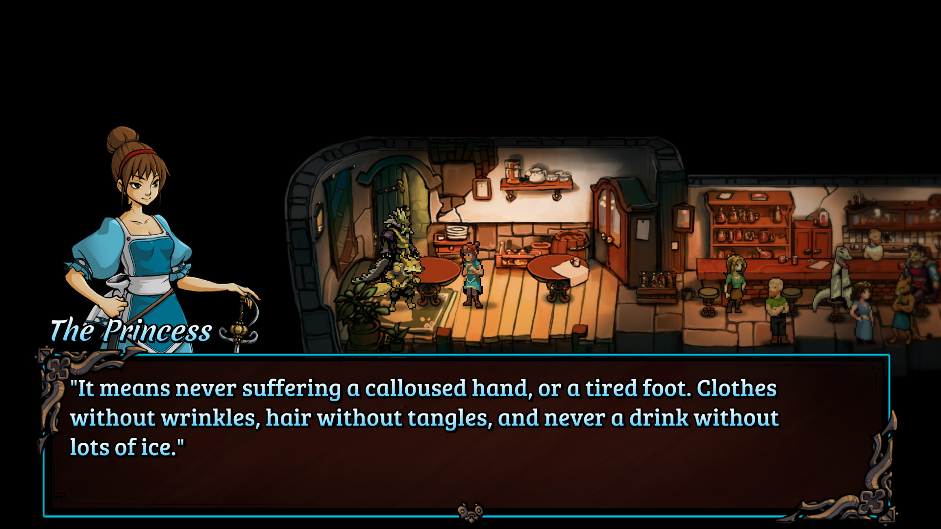 The Tenth Line Screenshot 2