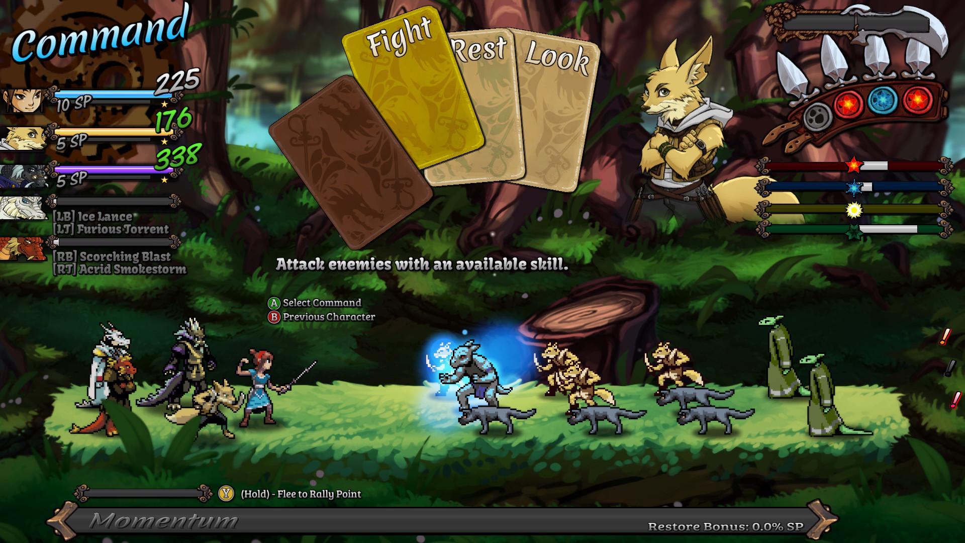 The Tenth Line Screenshot 1