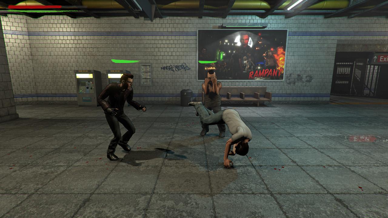 Road Fist Screenshot 2