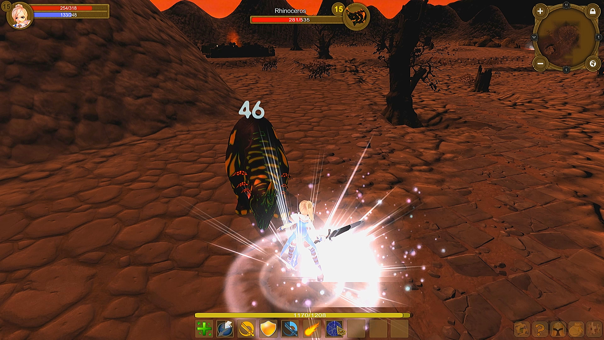 The Sorceress Screenshot 1