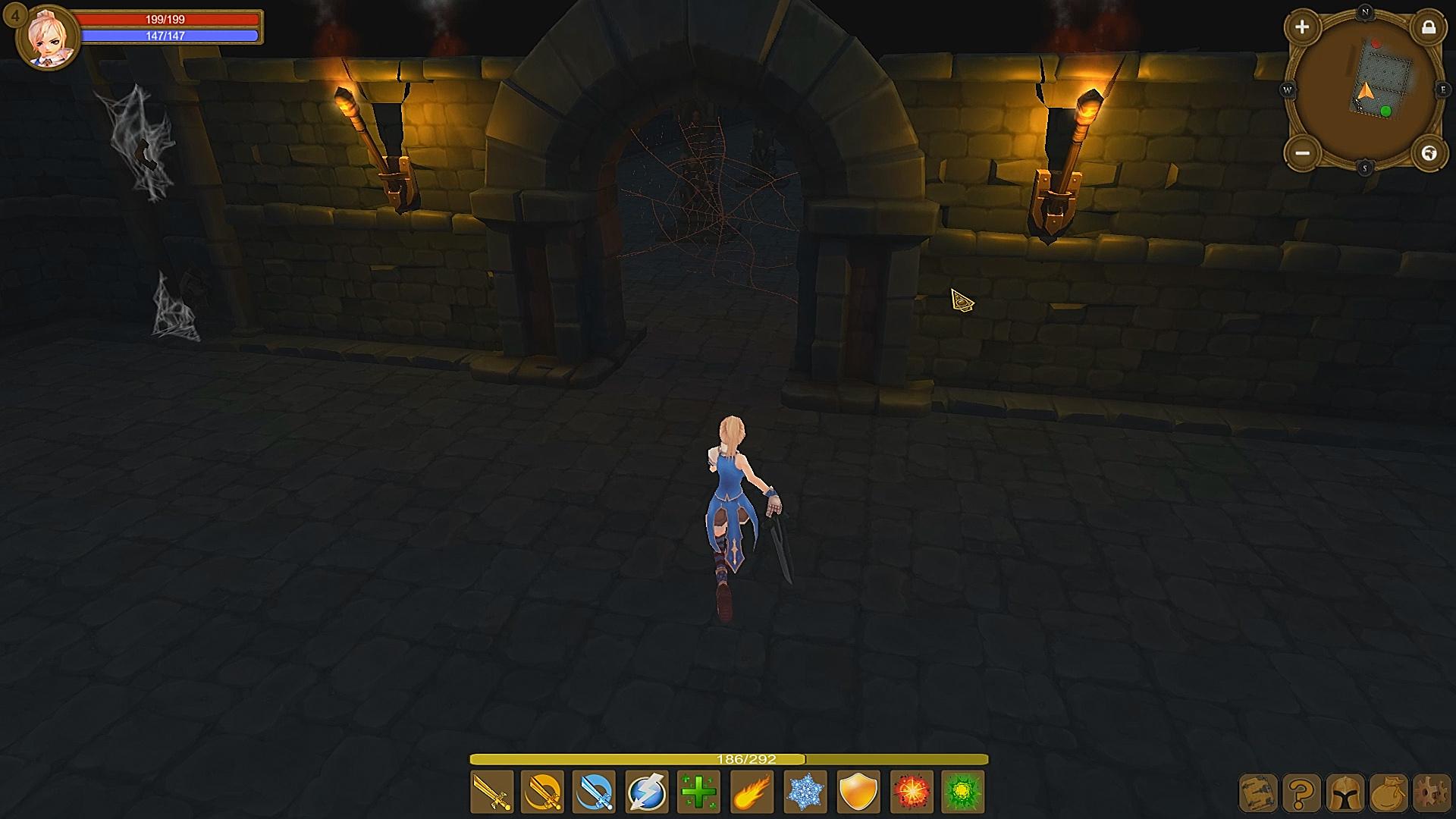 The Sorceress Screenshot 2