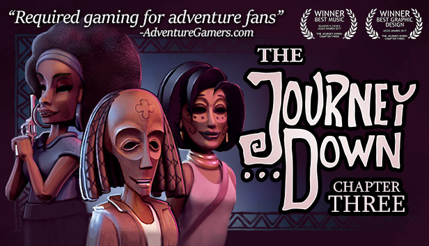 Download The Journey Down: Chapter Three download free