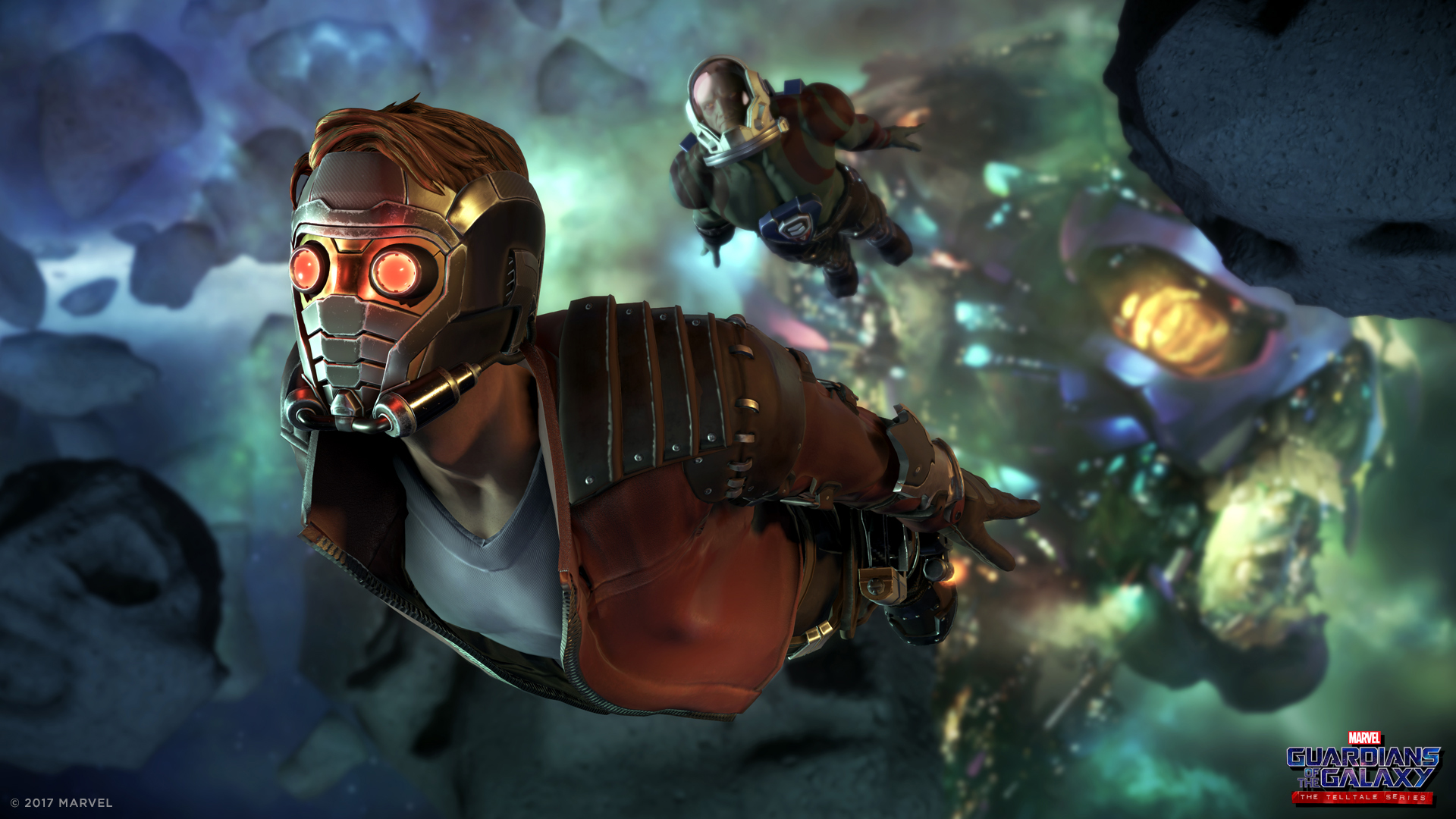 Marvel's Guardians of the Galaxy Screenshot 2