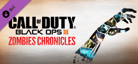 Call of Duty Black Ops III Zombies Chronicles-RELOADED Capa