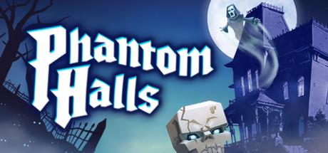 Phantom Halls Capa