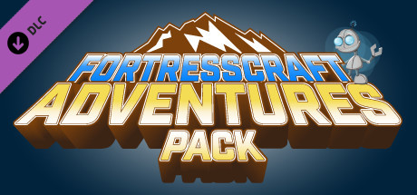 FortressCraft Evolved Adventures Pack Capa
