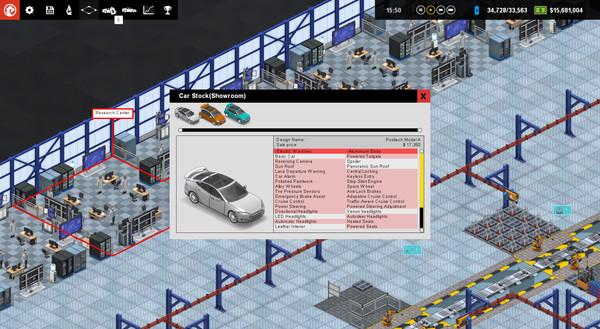 Download Production Line : Car factory simulation v1.54 Torrent