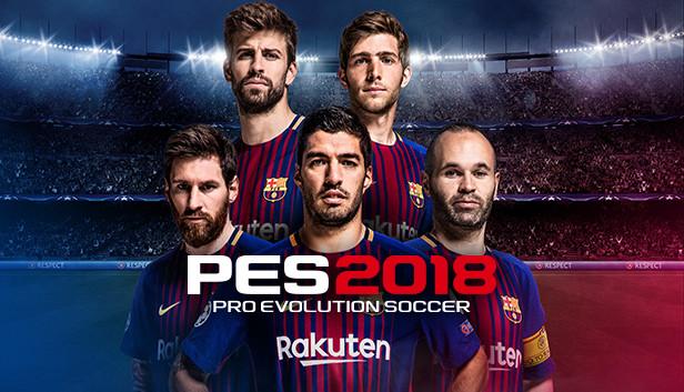 Download PRO EVOLUTION SOCCER 2018 download free