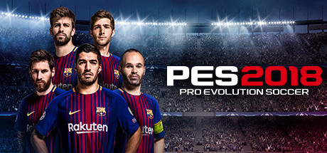 Pro Evolution Soccer 2018 v1.04.01 Português PT-BR Capa