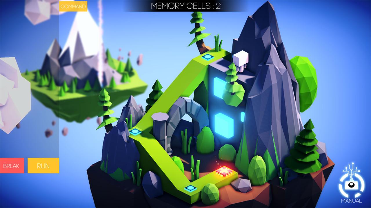 Algotica Iteration 1 Screenshot 3