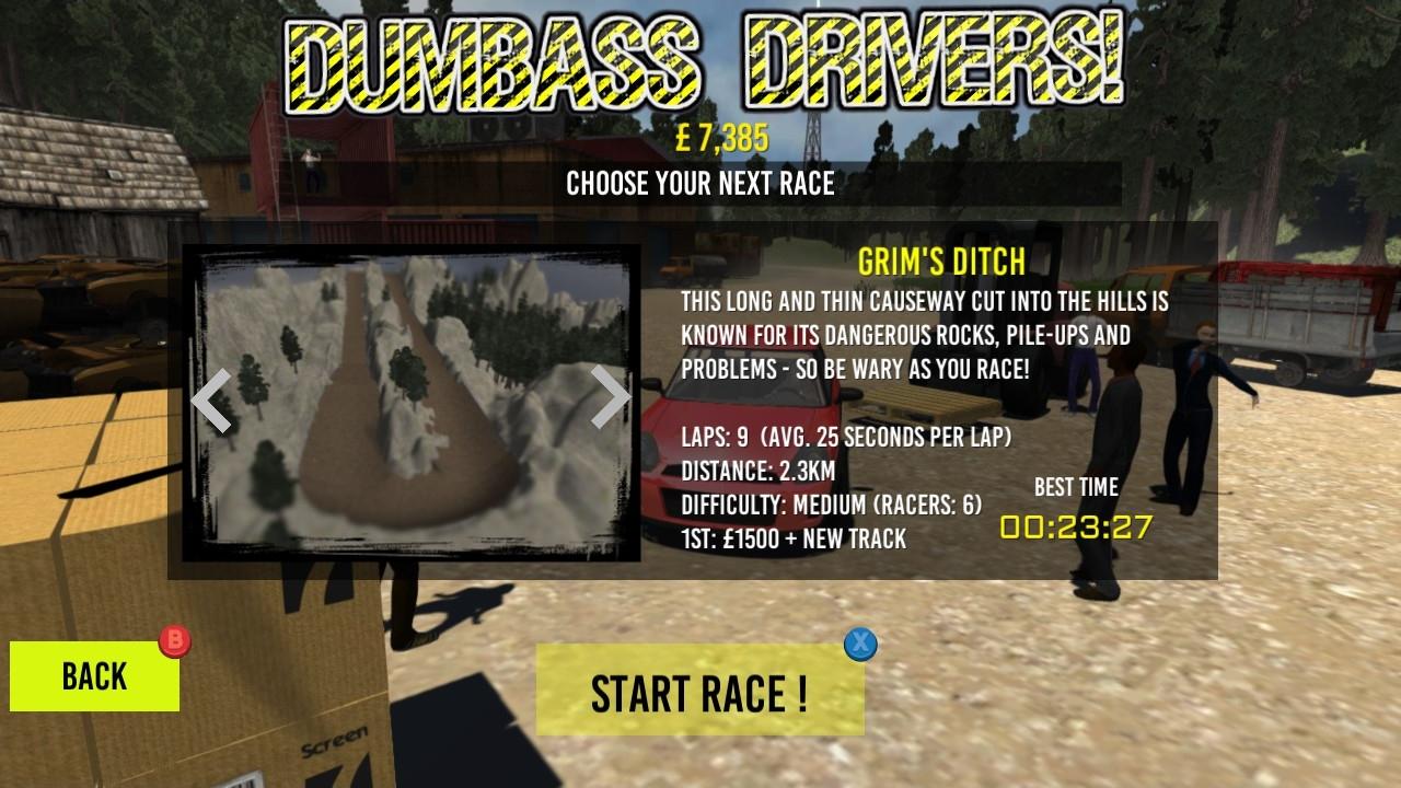 Dumbass Drivers! Screenshot 3