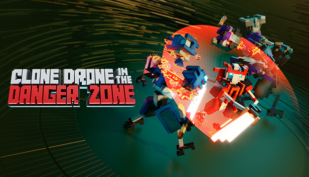 Download Clone Drone in the Danger Zone download free