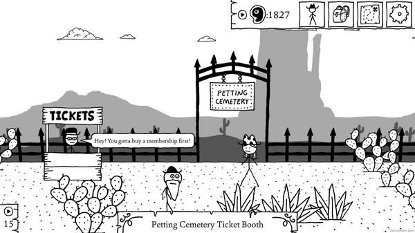 Download West of Loathing free download
