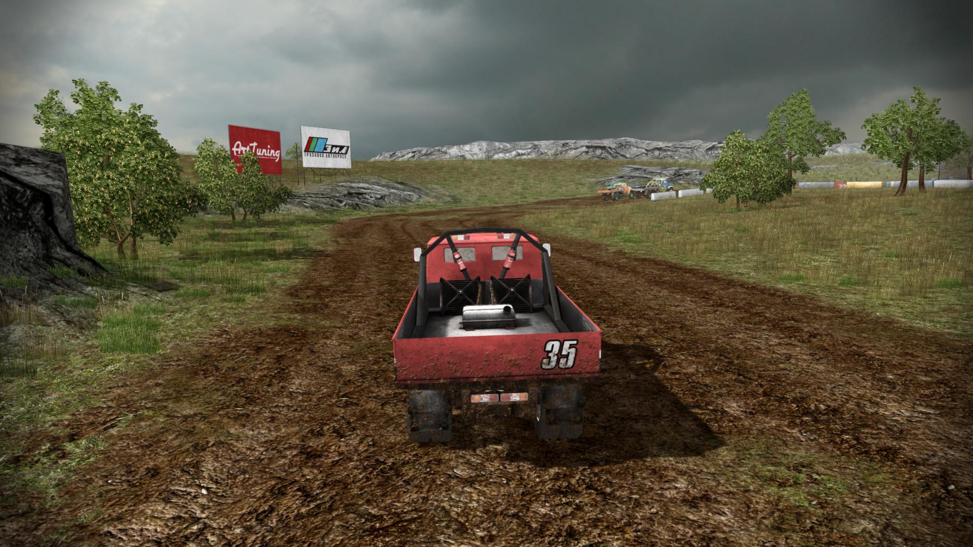 ZiL Truck RallyCross Screenshot 2