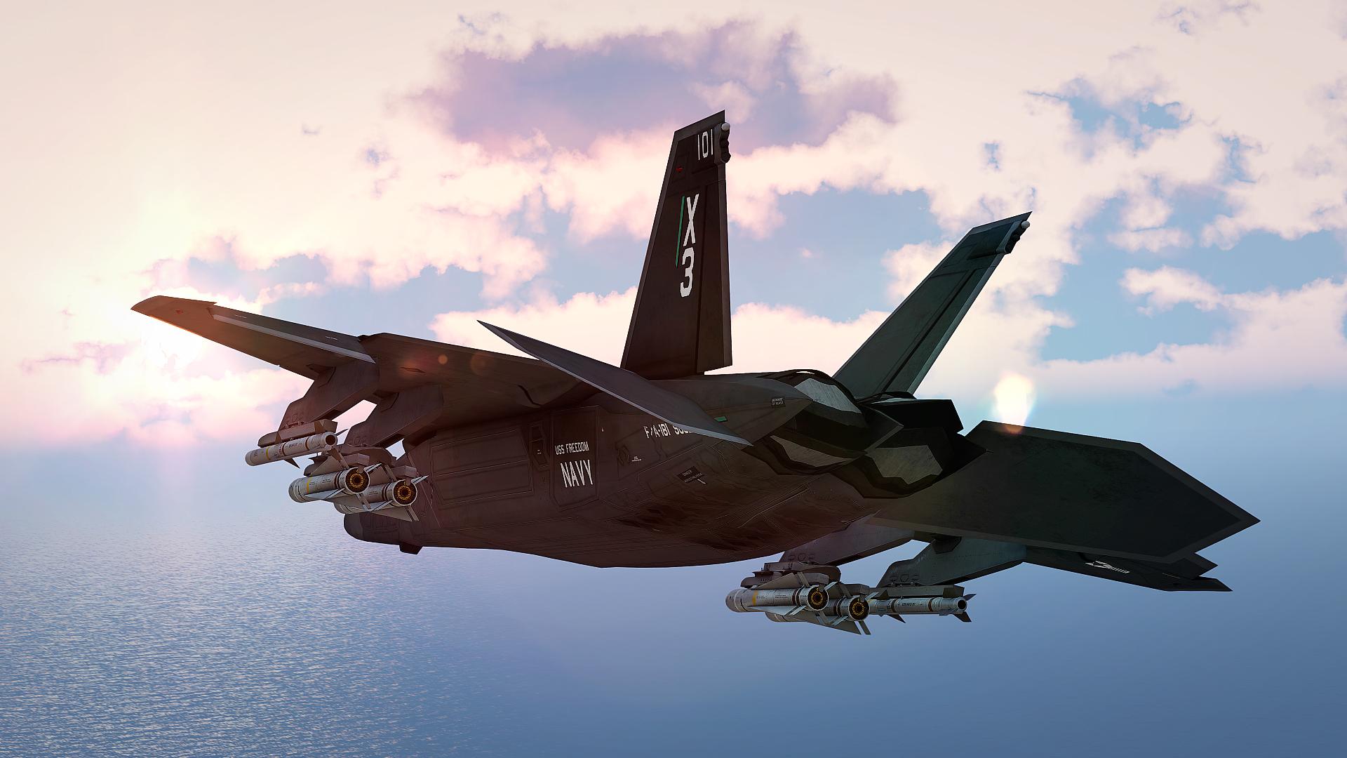Arma 3 Jets Screenshot 1