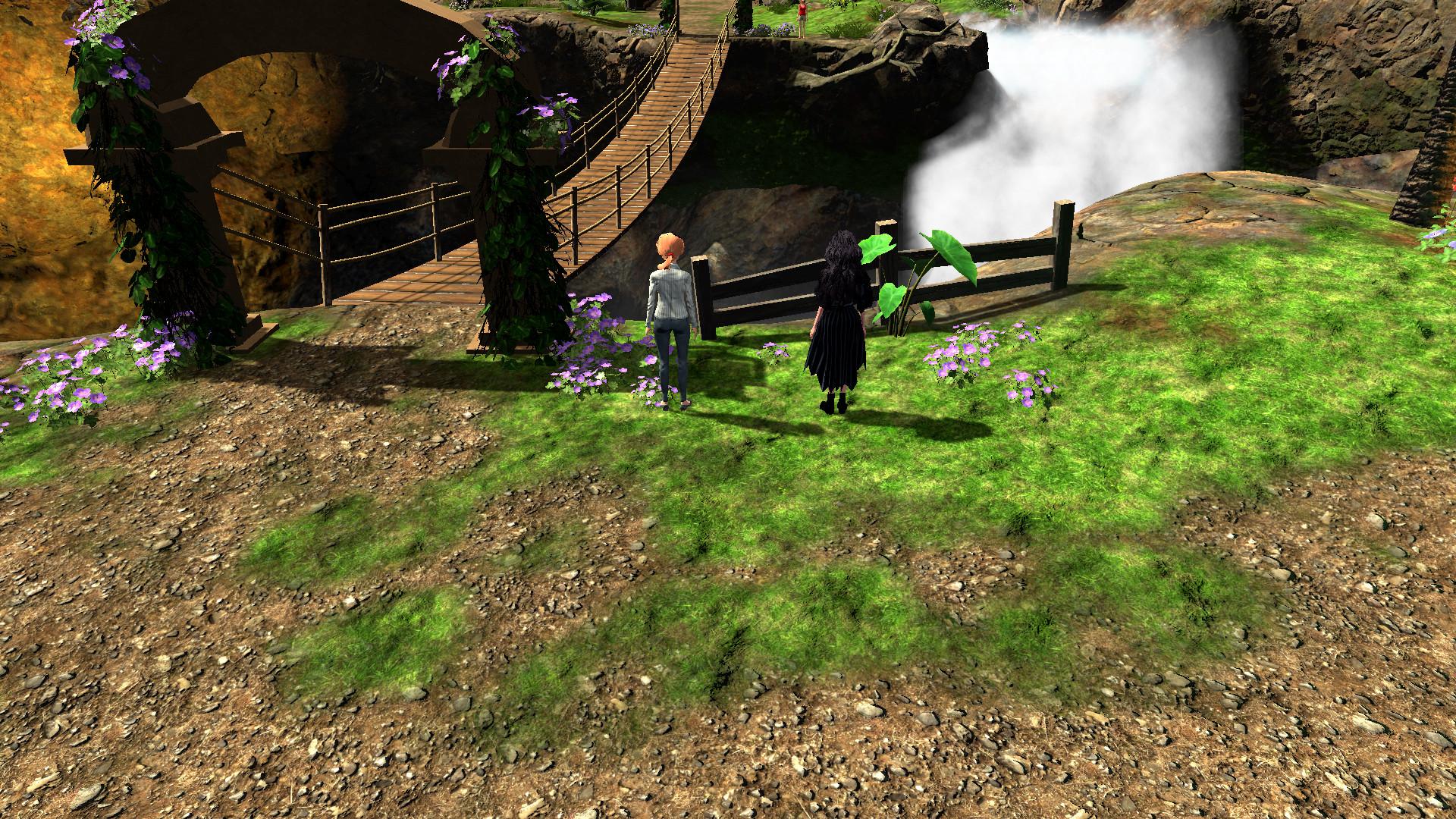 Zarya and the Cursed Skull Screenshot 2