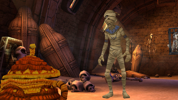 Sphinx and the Cursed Mummy download