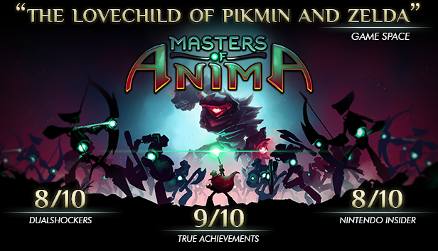 Download Masters of Anima free download