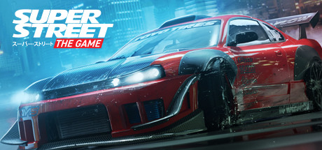 Super Street The Game [PT-BR] Capa