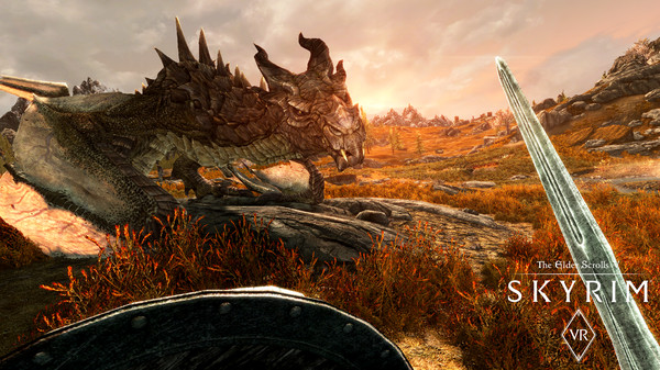 Download The Elder Scrolls V: Skyrim VR Free download