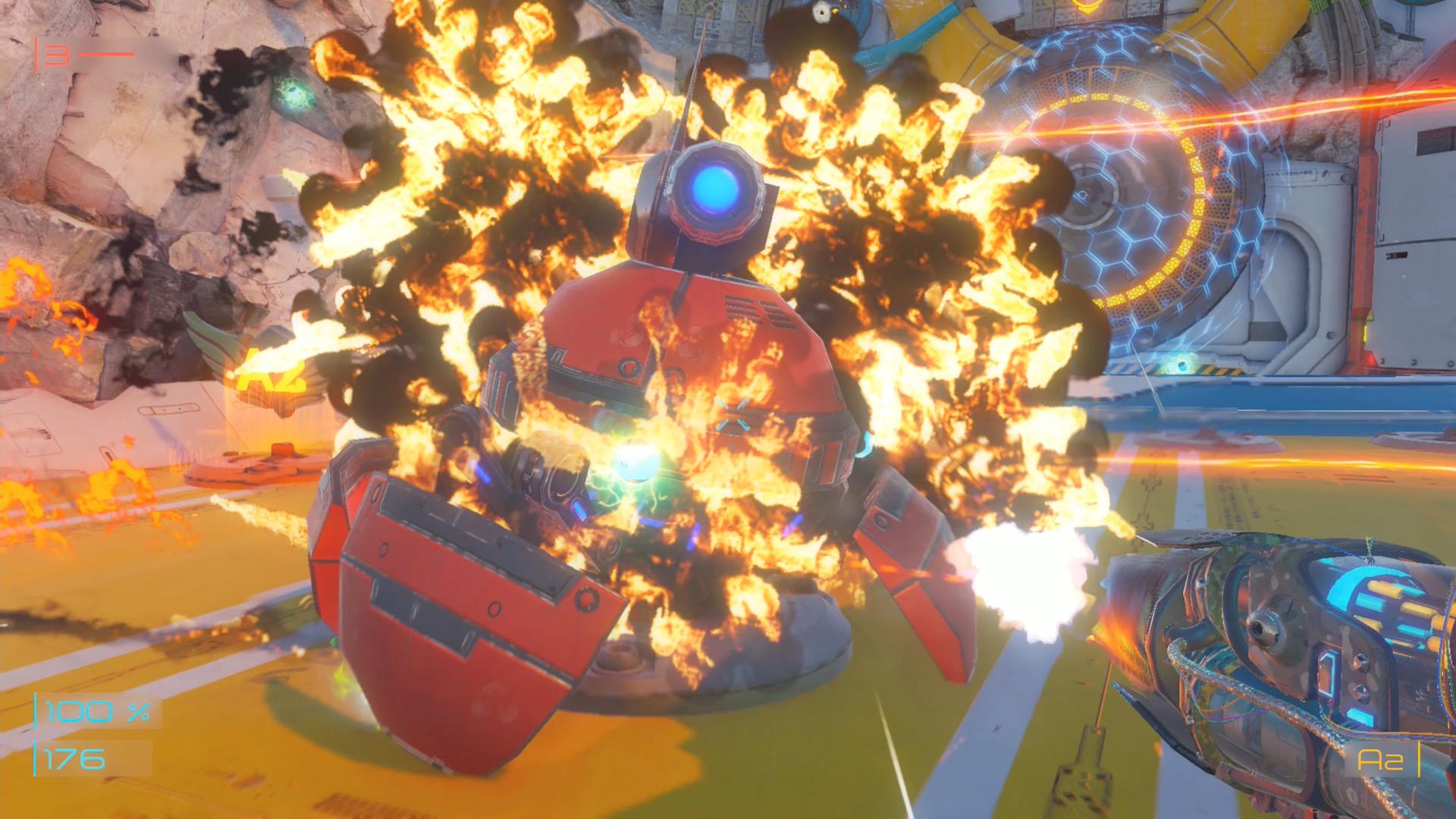 Invicta Beam Screenshot 3