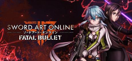 Sword Art Online Fatal Bullet [PT-BR] Capa