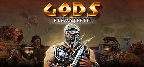 GODS Remastered Capa
