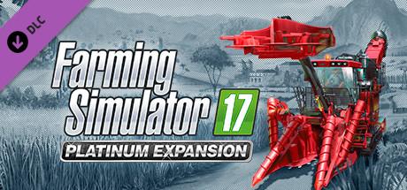 Farming Simulator 17 Platinum Edition ROPA-RELOADED Capa