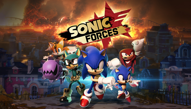 Download Sonic Forces download free