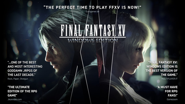 Download FINAL FANTASY XV WINDOWS EDITION Free download