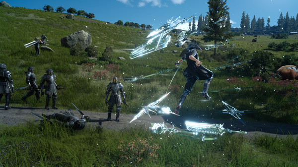 Download FINAL FANTASY XV WINDOWS EDITION Torrent