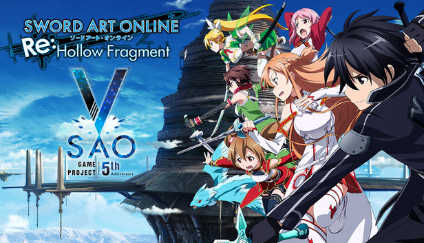 Download Sword Art Online Re: Hollow Fragment free download