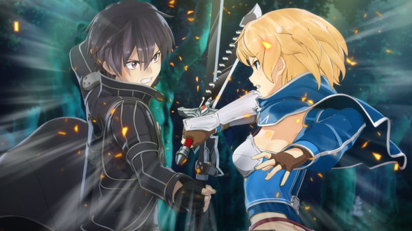 Sword Art Online Re: Hollow Fragment download