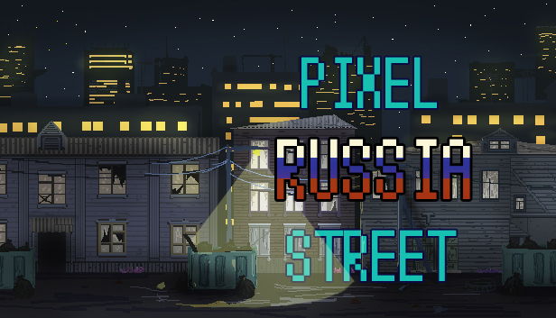 Download Pixel Russia Streets download free