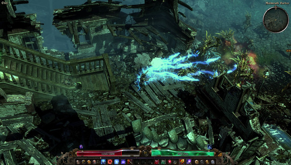 Download Grim Dawn - Ashes of Malmouth Expansion Torrent