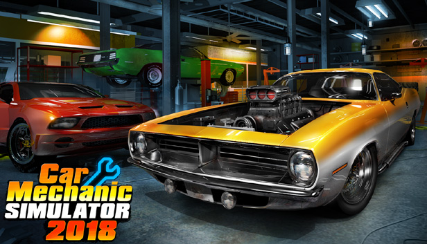 Download Car Mechanic Simulator 2018 free download