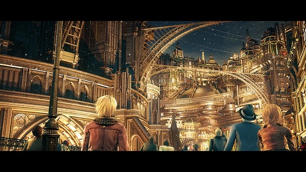 Download RESONANCE OF FATE™/END OF ETERNITY™ 4K/HD EDITION Free download