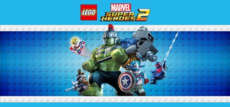 LEGO Marvel Super Heroes 2 Infinity War-CODEX Capa
