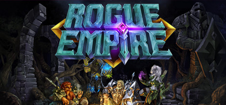 Rogue Empire Dungeon Crawler RPG Capa