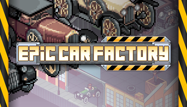 Download Epic Car Factory free download