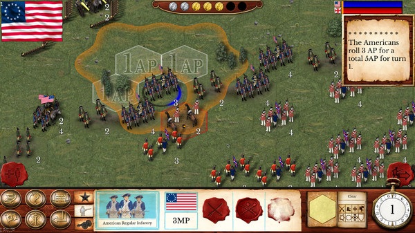 Download Hold the Line: The American Revolution Torrent
