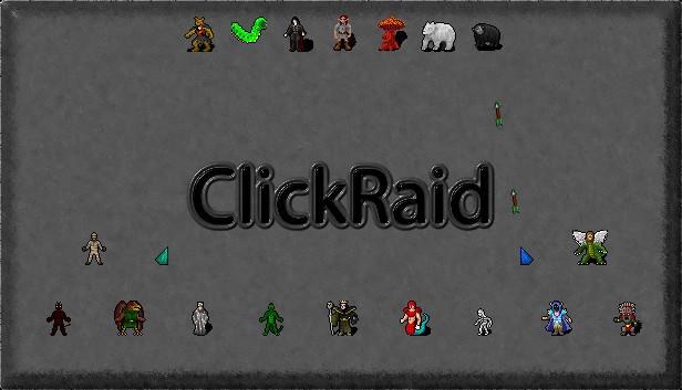 Download ClickRaid download free