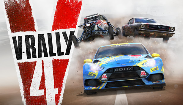 Download V-Rally 4 Day One Edition free download