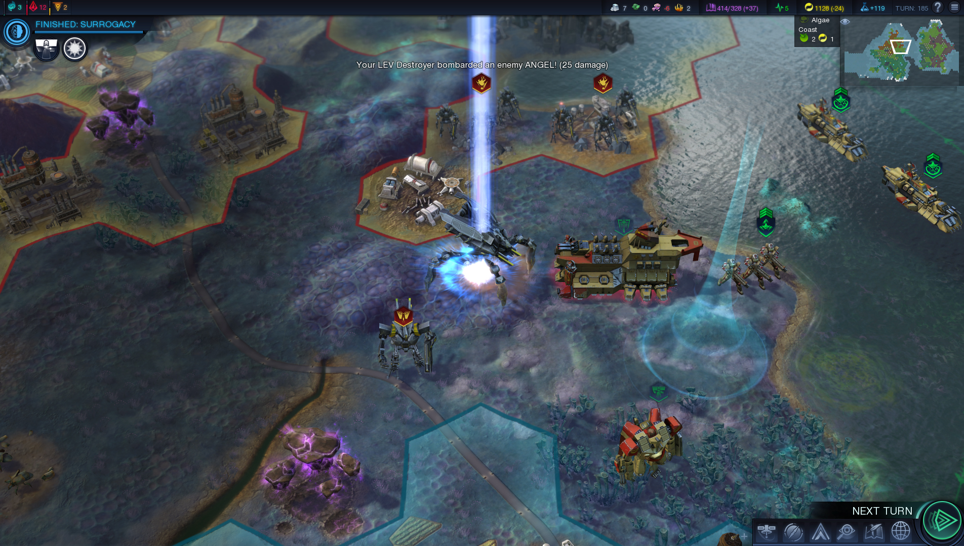Civilization: Beyond Earth + DLC Screenshot 3