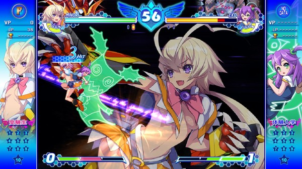 Download Arcana Heart 3 LOVEMAX SIXSTARS!!!!!! Torrent