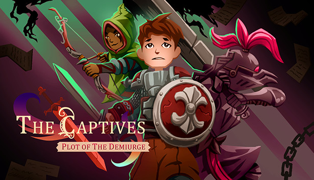 Download The Captives: Plot of the Demiurge free download