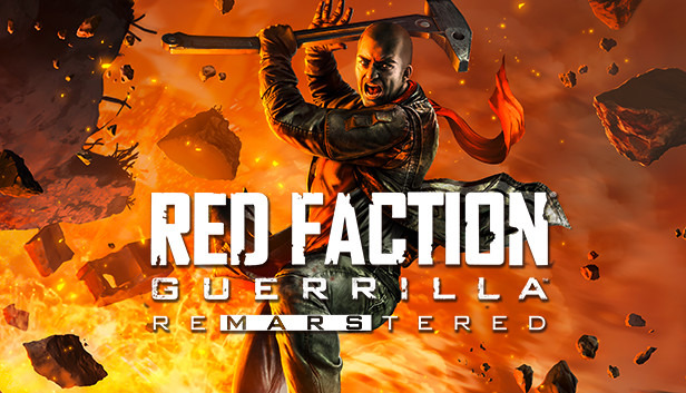 Download Red Faction Guerrilla Re-Mars-tered free download